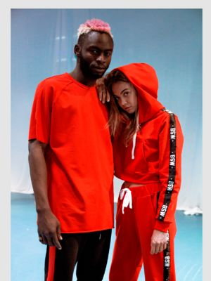 Men's t-shirt RED STAR