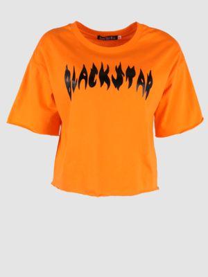 Women's t-shirt FIRE FLAME