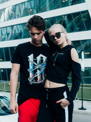 Unisex t-shirt BARB WIRE 13