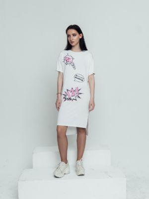 Women's dress CARTOON BS