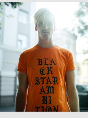 Unisex t-shirt AMBITION