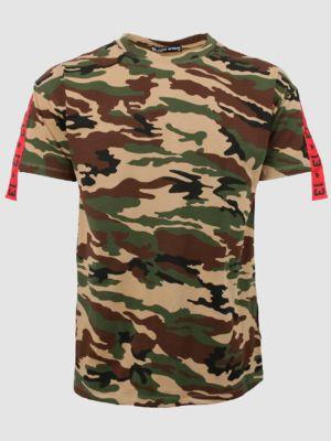 Women's t-shirt TAPES STAR CAMO