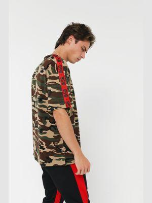 Men's t-shirt TAPES CAMO