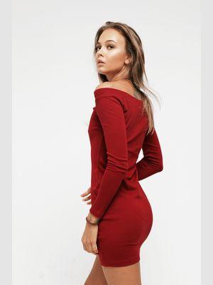 Women's dress BS SHOULDERS