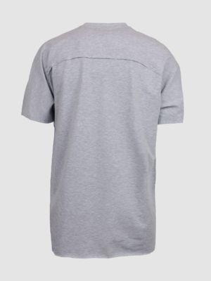 Unisex t-shirt GREY SKULL