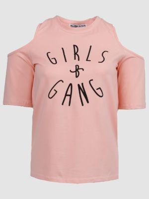 Women's t-shirt GIRLS & GANG