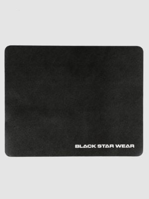 MOUSEPAD BLACK STAR WEAR