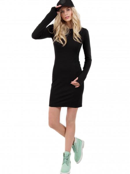 Платье Black BS