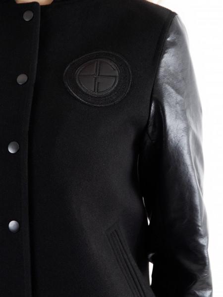 Куртка Wreath Logo Black