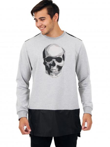 Лонгслив Big Skull
