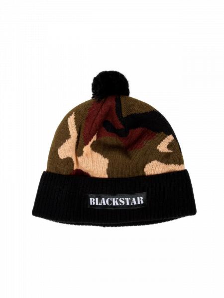 c890bb196e1 Unisex beanie Camo Black Star