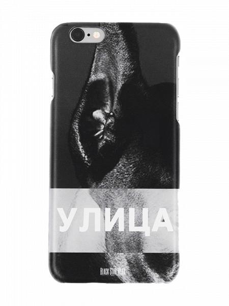 Чехол для iPhone 5/5S/6/6+ УЛИЦА
