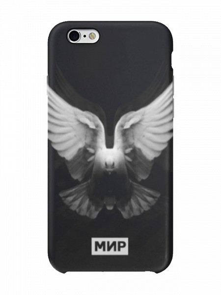 Чехол для iPhone 5/6/6+ Bird