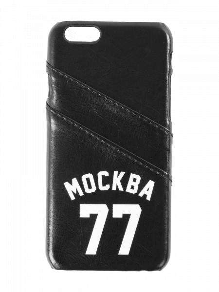 Чехол для iPhone 5/6/6+ Москва 77