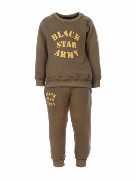 Костюм спортивный Black Star Army
