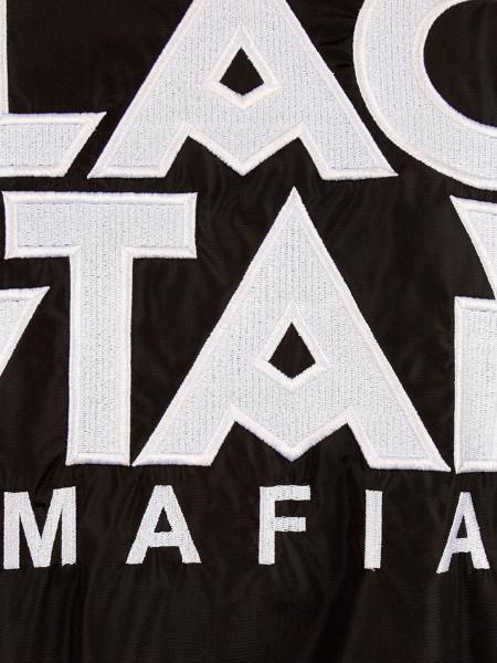 62acc09c Куртка-бомбер Black Star Mafia купить в Москве, цвет черный