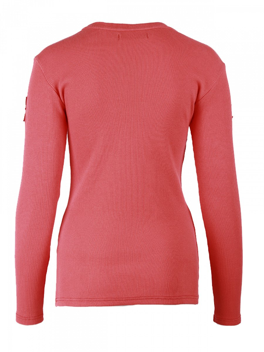 Womens long sleeve t shirt silhouette for Womens long sleeved t shirts