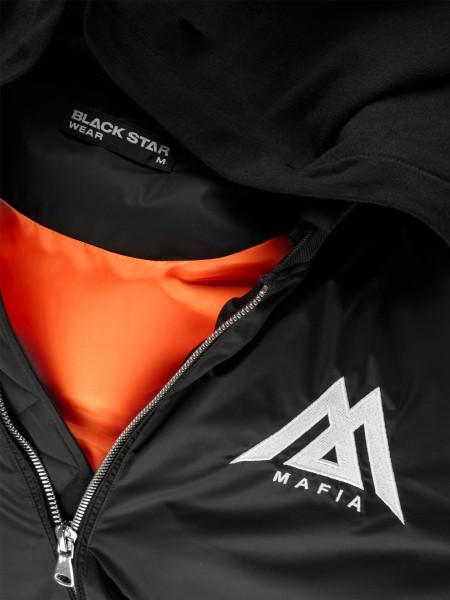 Куртка-бомбер Black Star Mafia