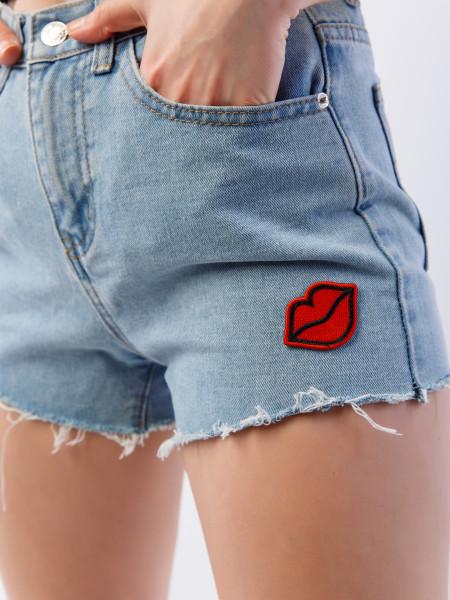 Шорты джинсовые HOT 13 DENIM