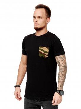 Unisex t-shirt CAMO STAR