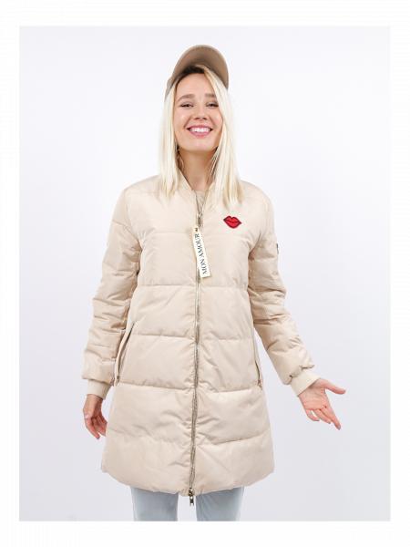 Women's jacket-bomber MON AMOUR LONG