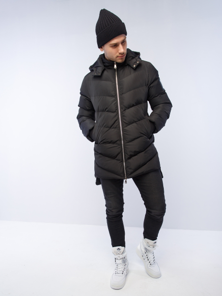 Mens down-jacket BS REGULAR
