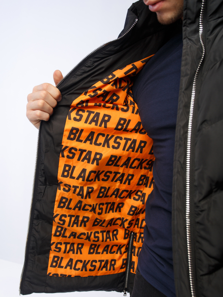 Mens down-jacket BS REGULAR