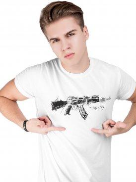 Men's t-shirt AK-47