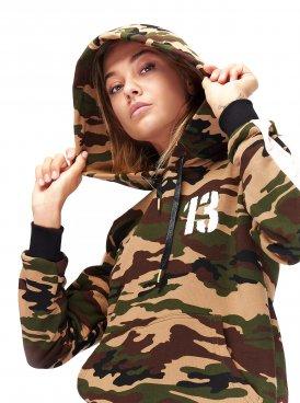 Women's hoody 13 UNIT