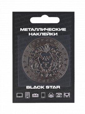Metal-sticker Lion