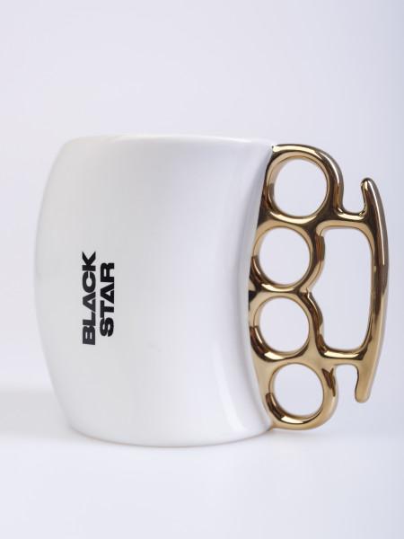 Керамическая кружка Knuckle-duster