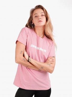 Women's t-shirt GIRLS LOVE RAP TOO