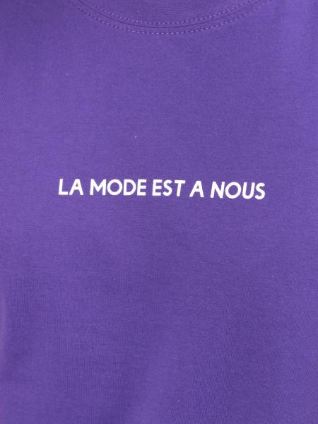 Футболка LA MODE EST A NOUS