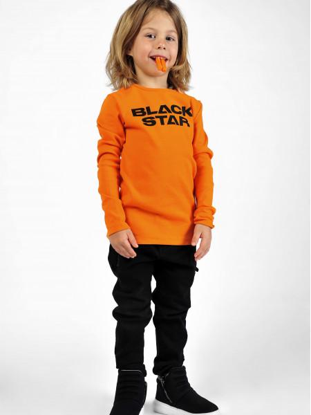 Лонгслив BLACK STAR CLASSIC