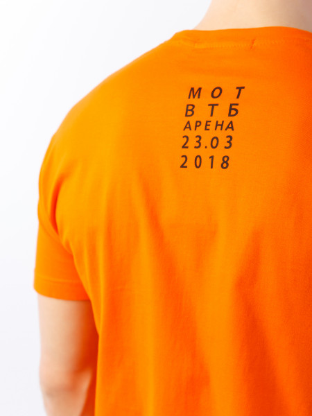 Футболка MOT 23