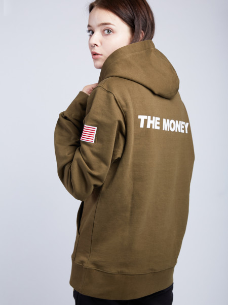 Худи THE MONEY