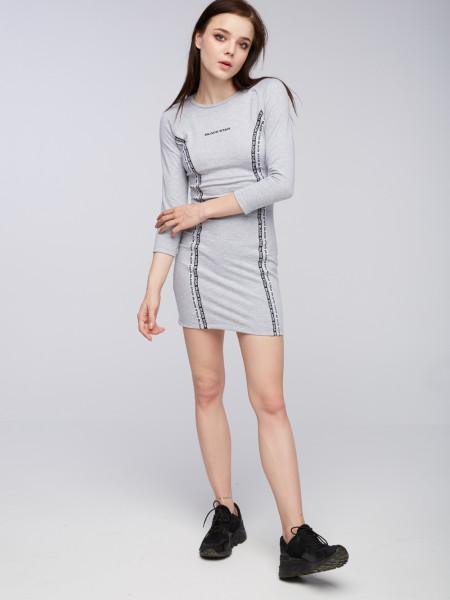 Платье BS B&W