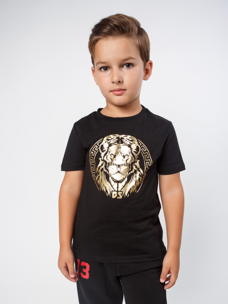 Kid's t-shirt LION GOLDIE