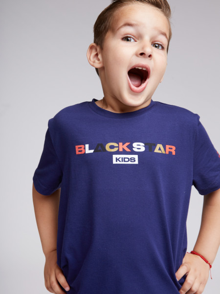 Футболка BLACK STAR KIDS