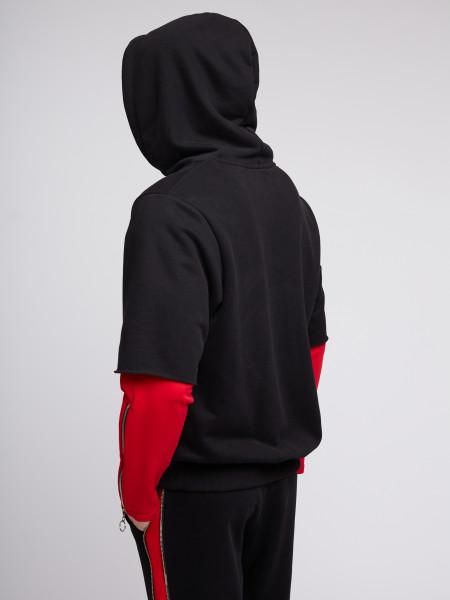 Костюм спортивный BLACK & RED