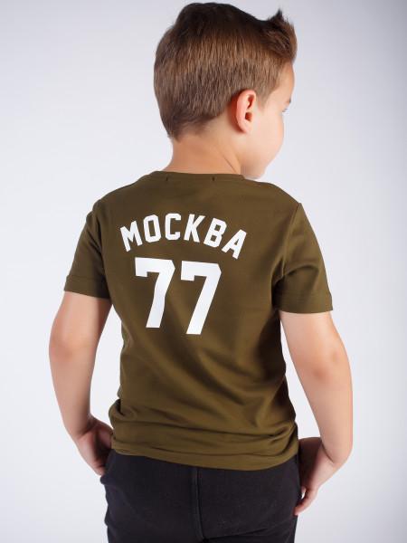 Футболка MOSCOW 77