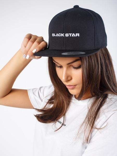 Снэпбэк BLACK STAR LOGO