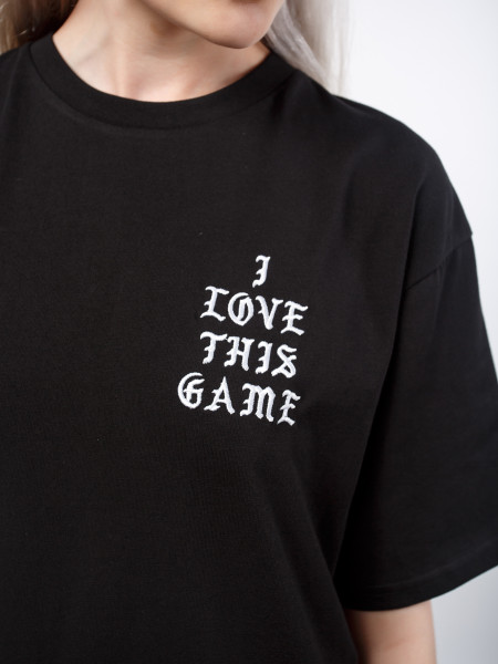 Футболка I LOVE THIS GAME