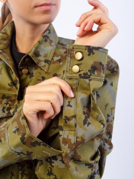 Рубашка Camouflage