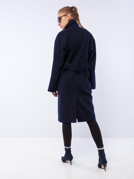 Пальто Dark blue
