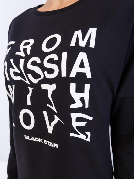 Платье RUSSIA BS