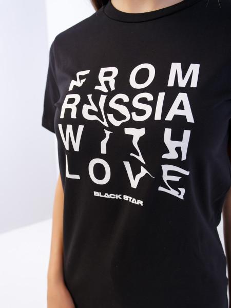 Футболка RUSSIA BS