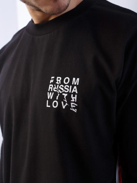 Лонгслив RUSSIA BS