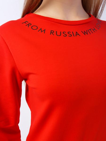 Платье RUSSIA BSW