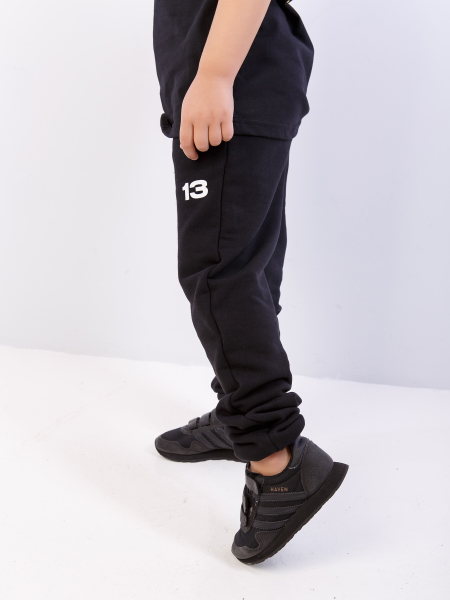 Kid's BASIC LOGO trousers
